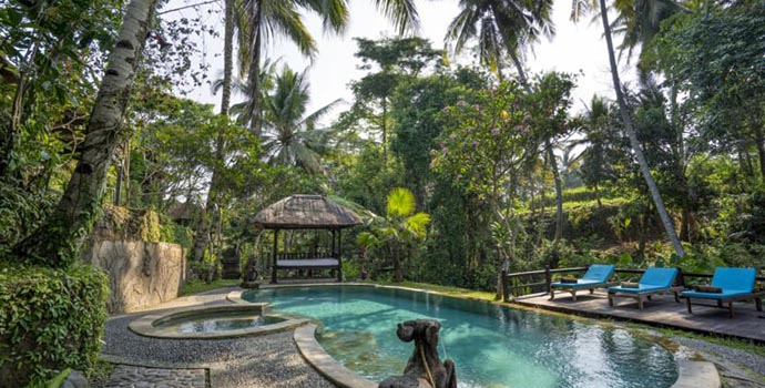 ubud-sari Bali Yoga Retreat - Top 20