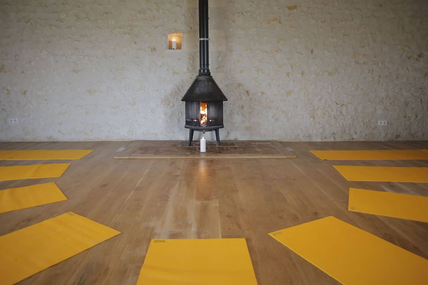 Scaravelli Inspired Hatha Yoga Easter Retreat in France