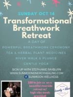 Transformational Breathwork Day Retreat