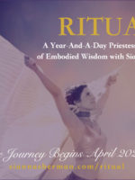RITUAL: A year + one day Priestess Pilgrimage of Embodied Wisdom